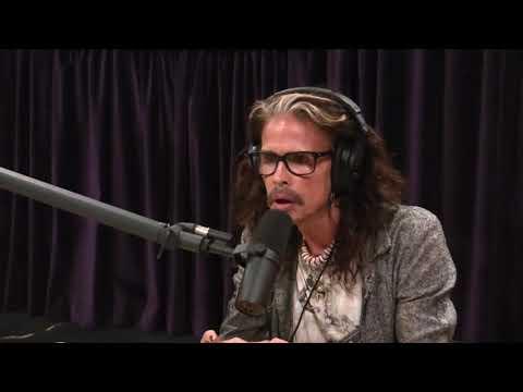 Joe Rogan - Steven Tyler Takes on the Music Industry