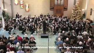 A Holly Jolly Christmas Medley – arr. Stefan Schwalgin