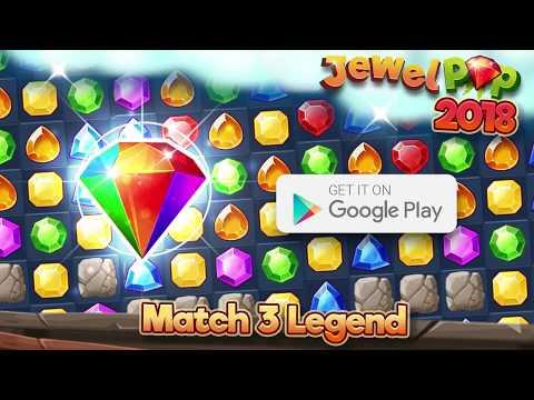 Jewel Pop: Match 3 Legend