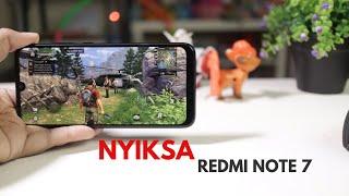 Gak Sesuai Ekspektasi  Nyiksa Gaming Test Redmi Note 7