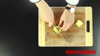 Свинина с картофелем в мультиварке Redmond RMC-M4503