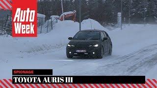 Toyota Auris III - Spionage