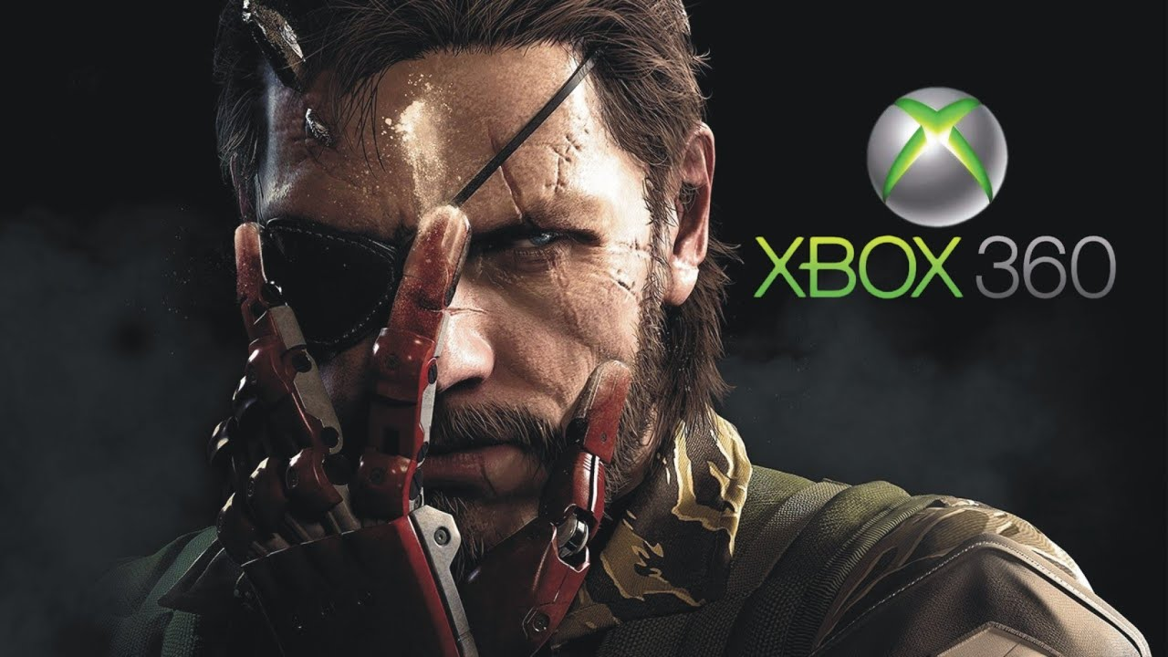 Metal Gear Solid V The Phantom Pain - Xbox 360 - Gameplay