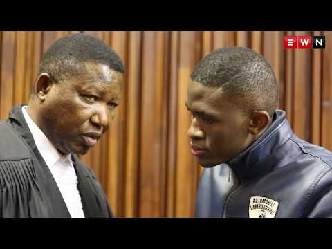 Sandile Mantsoe found guilty of Karabo Mokoena's murder