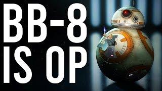 Star Wars Battlefront 2 BB8 is OP