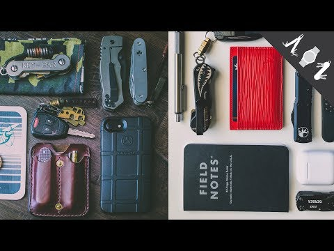 3 Everyday Carry Setups With The Best Key Organizer | EDC Weekly