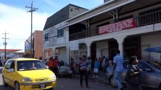 Public Market, New Amsterdam Guyana