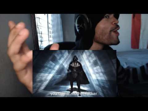 Hitler vs Vader 3. Epic Rap Battles of History Season 3. REACTION!!!