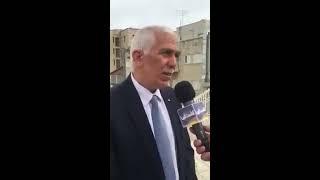 محافظ بيت لحم حول مراسم توقيع اتفاقية تعاون فضائية فلسطين مع حراسة الاراضي المقدسة