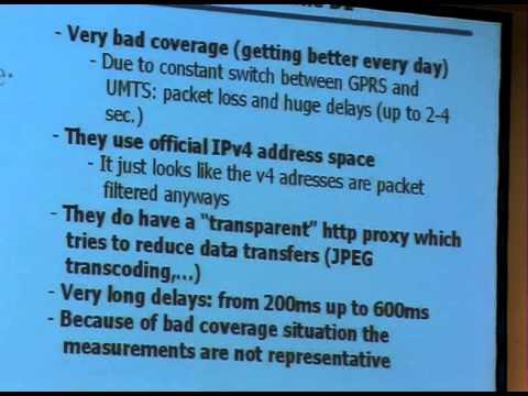 22C3 - 3G investigations