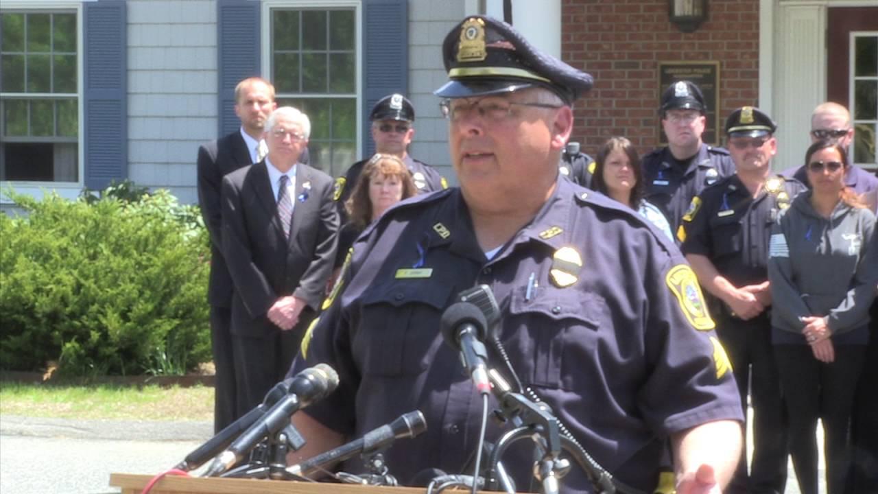 Records: Suspect in Auburn cop killing was in court last
