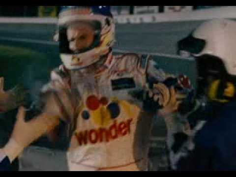 Talladega Nights Crash & Fire Scene