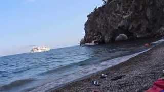 На пляже в Артеке 25 июля 2014(, 2014-07-26T12:01:13.000Z)