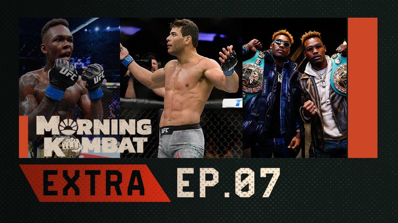 Charlo Doubleheader | UFC 253 Preview: Adesanya vs. Costa | MORNING KOMBAT Extra