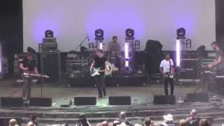 MAYBESHEWILL -  Co- Conspirators  (live @ Loreley 2013)