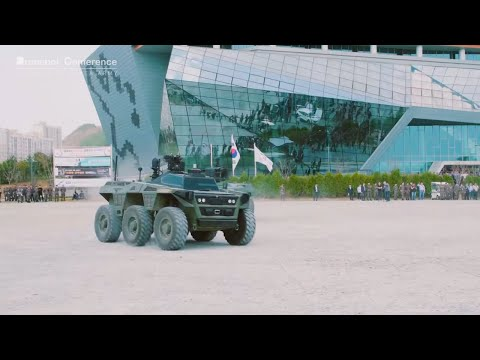 ROK Army - Dronebot Conference 2018 Highlights [1080p]