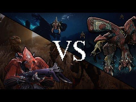 Warframe - Eidolon Gantulyst Solo Kill (Chroma & Vectis Prime) thumbnail