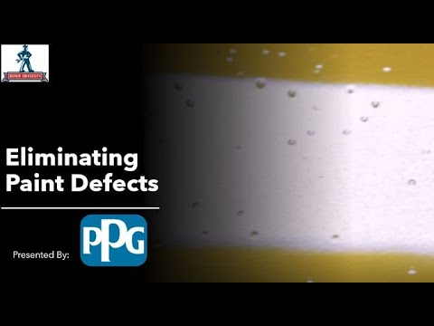 Preventing Paint Defects In The Refinishing Process