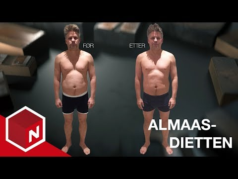 Håvard prøver seg på Almaas-dietten for en uke | Praktisk info med Jon Almaas | TVNorge