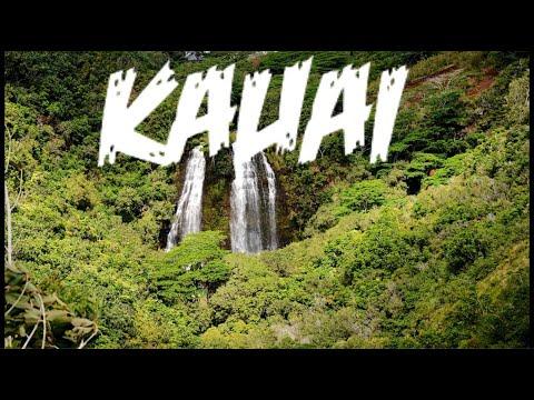 Kauai Island tour in HD