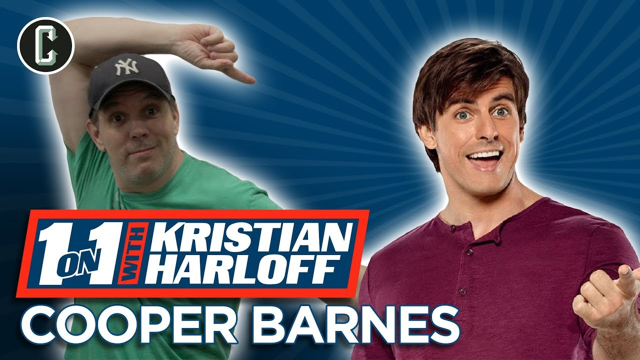 Actor Cooper Barnes Interview - 1 on 1 with Kristian Harloff