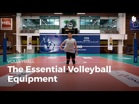 The Essential Volleyball Equipment | Volleyball