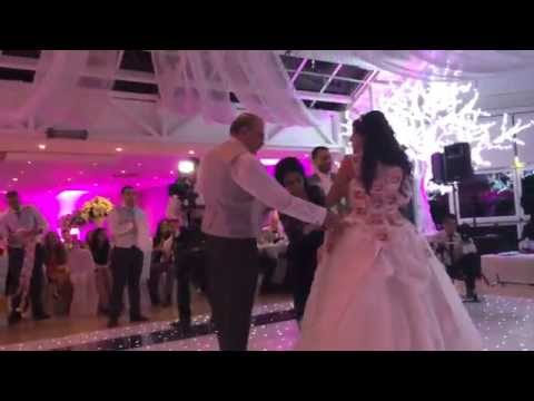 Greek Wedding Money Dance - Antonis and Marianna