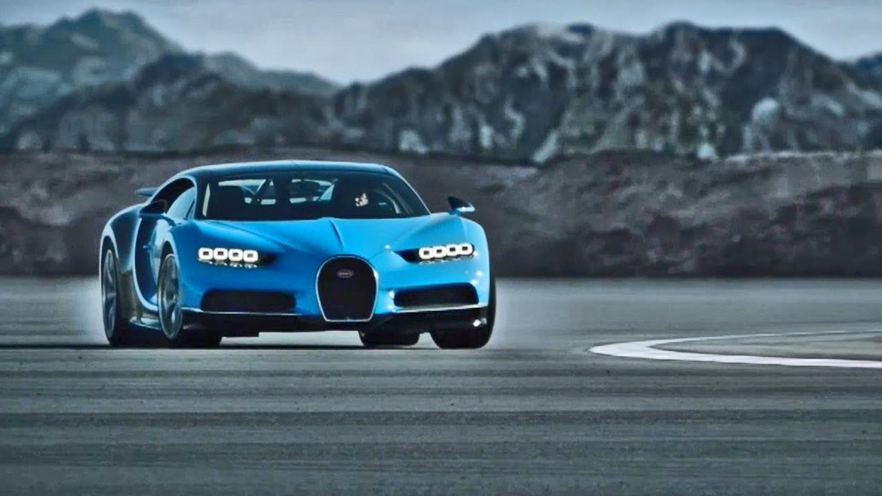 Bugatti Chiron Official Trailer