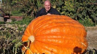 Idaho's Pumpkin Man * Cliff Warren
