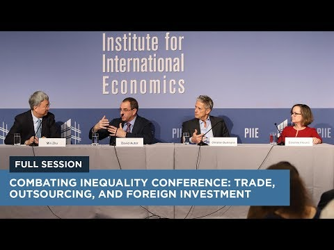 Combating Inequality Conference: Trade, Outsourcing, and Foreign Investment