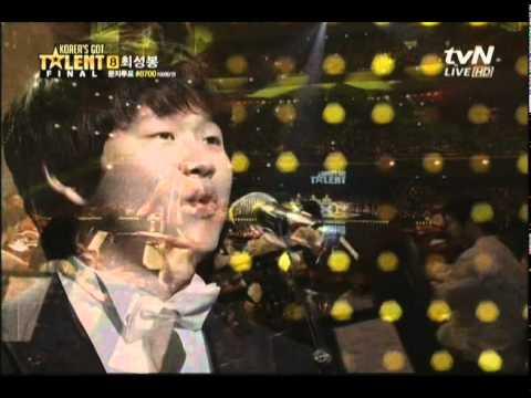 최성봉_Korea's Got Talent 2011 Final