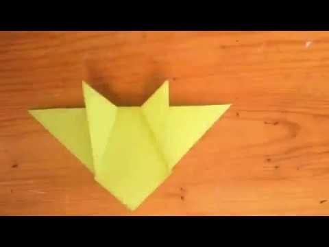 Very Easy Origami For Kids Step By Step How To Make A Small Bag