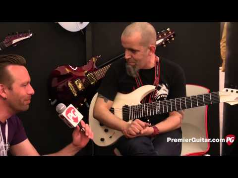 Musikmesse ' 15 - Aristides Instruments 060 and 080 Demos
