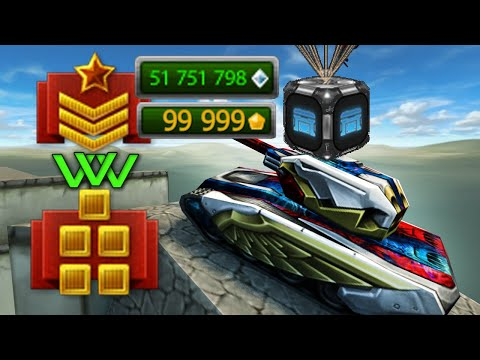 Tanki Online PRO Mega Buyer Road To Legend *EPIC*