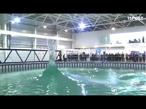 La piscina m s peligrosa del mundo 2 15 post youtube for Piscinas del mundo