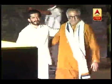 Sonam Kapoor Mehendi Ceremony: Boney Kapoor, Harshvardhan Kapoor pose together for Paparaz Mp3