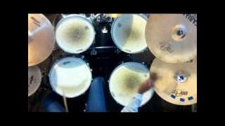 WIZ KHALIFA - YOUNG WILD & FREE FEAT. BRUNO MARS DRUM COVER