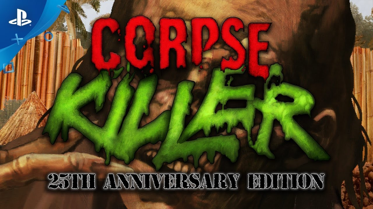 Corpse Killer: 25th Anniversary Edition - E3 2019 Announcement Trailer | PS4