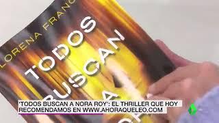 """""""Todos buscan a Nora Roy""""   La Sexta Noticias"""