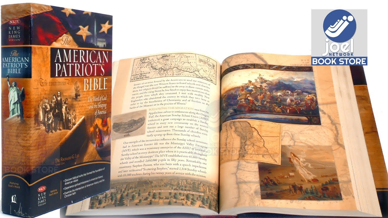 American Patriot's Bible NKJV  English, Hardcover, ISBN :  9781418541538