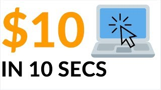 Earn $10 Every 10 Seconds! (Make Money Online)