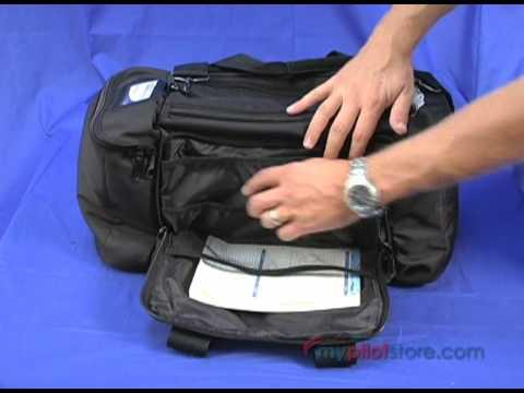 f0cd3e1175 ASA AirClassics Flight Bag PRO - YouTube
