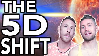 """The TRUTH About... """"The Event""""  - (& Shift Into 5D Consciousness)  Aaron Doughty & Victor Oddo"""