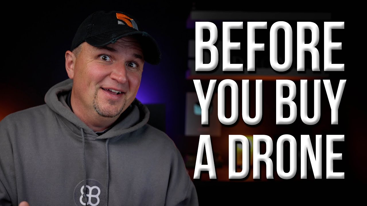 Things to Consider Before Buying Your First Drone.