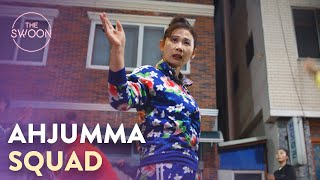 Ahjumma Squad comes together to protect Kong Hyo-jin   When the Camellia Blooms Ep 17 [ENG SUB]