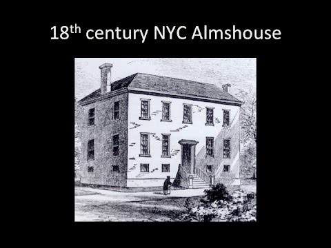 Walk in the Park: Digging the Colonial Alms House and the African Burial Ground