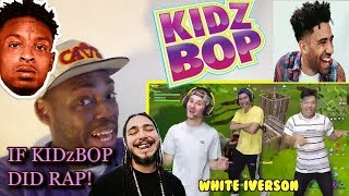 If Kidzbop did rap vol.3 REACTION!!!