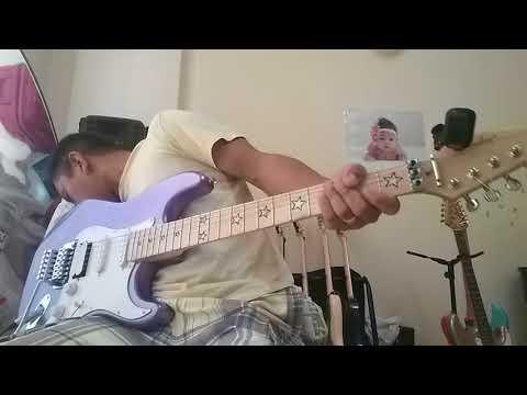 Aliexpress guitar featuring chender richie-na sambora model review