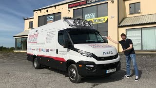 IVECO Daily Customised Van 205hp - Full Review & Test Drive