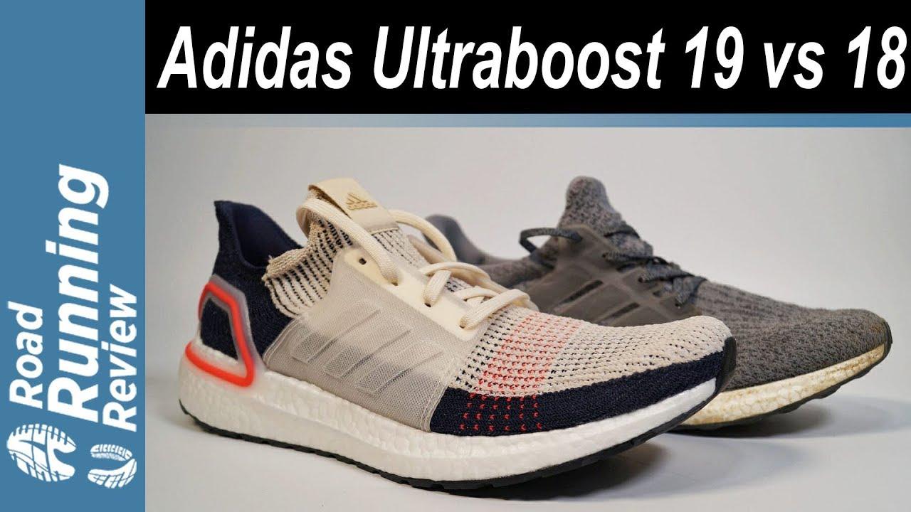 Adidas Ultraboost 19 VS 18 | Los principales cambios